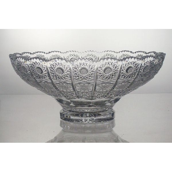 Crystal Fruit Bowl 25cm Classic Collection