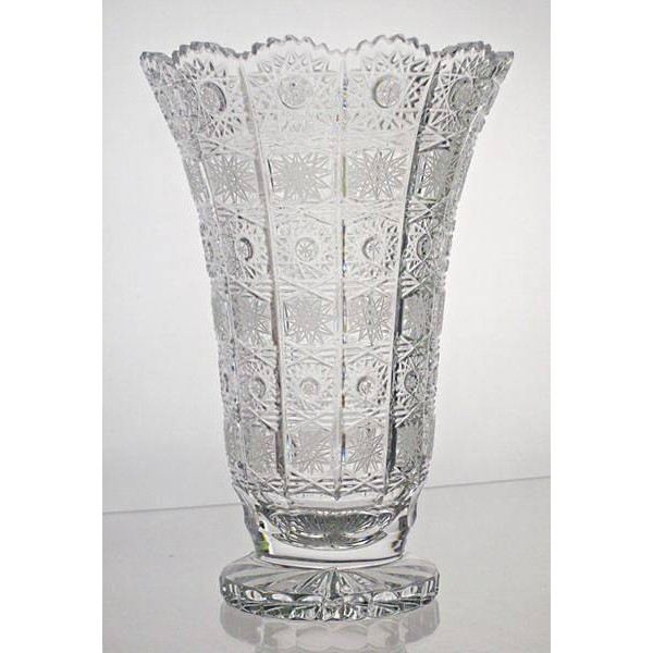 Crystal Vase 20cm Classic Collection