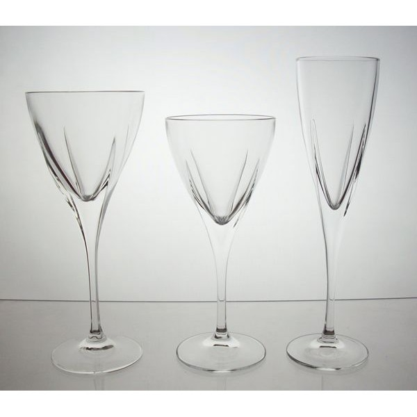 Coffret De 6 Verres Champagne Collection Moderne