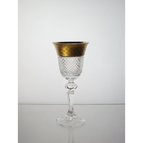 Remplacement d un verre porto le cristal et l 39 or - Prix d un verre en cristal ...