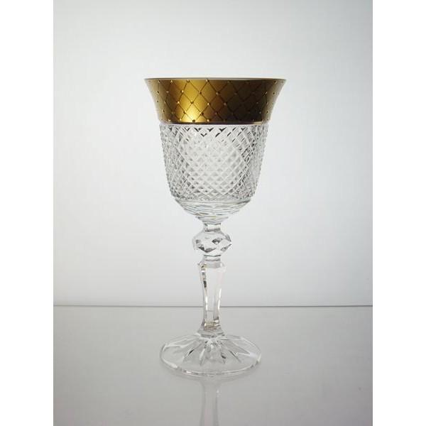 Remplacement d un verre vin blanc le cristal et l 39 or - Maison du verre et du cristal ...