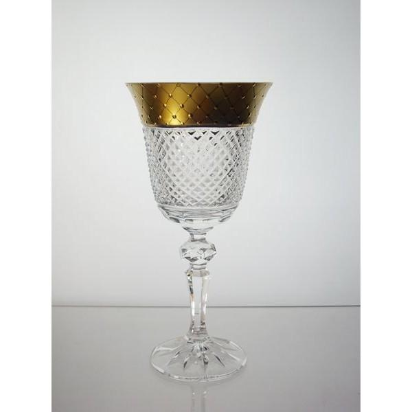 Remplacement d un verre vin le cristal et l 39 or - Maison du verre et du cristal ...