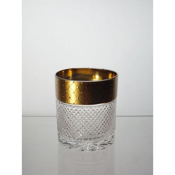 Remplacement d un verre whisky le cristal et l 39 or - Maison du verre et du cristal ...