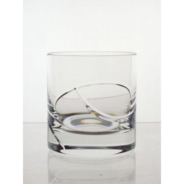 coffret de 6 verres whisky collection la spirale. Black Bedroom Furniture Sets. Home Design Ideas