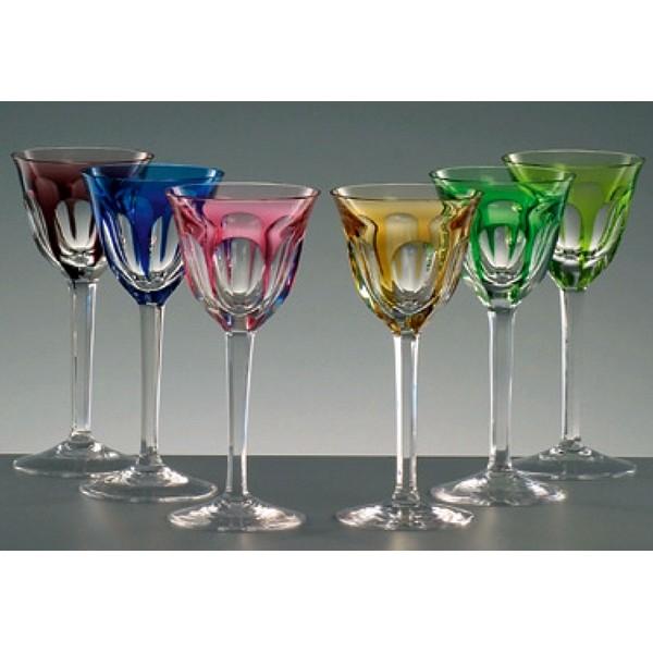 La Maison Du Cristal Service Vin Du Rhin Lady Hamilton
