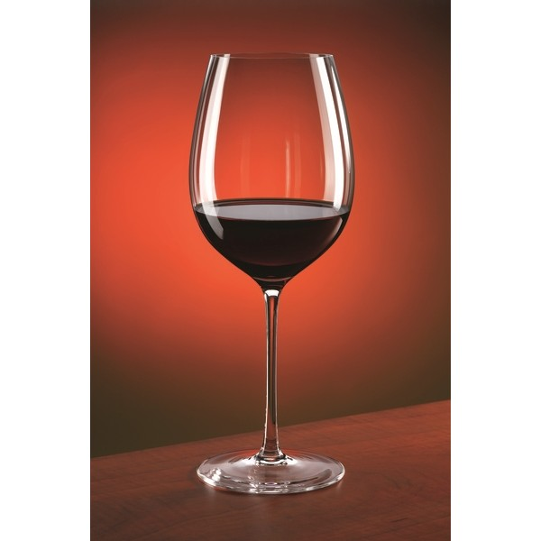 Verres Vin Cristal Po Le Cuisine Inox