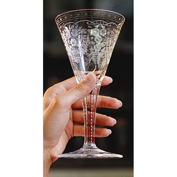 La maison du cristal verre vin collection maharani - Maison du verre et du cristal ...