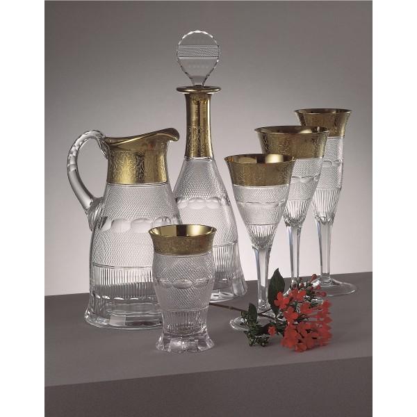 La maison du cristal verre eau collection splendide - Maison du verre et du cristal ...