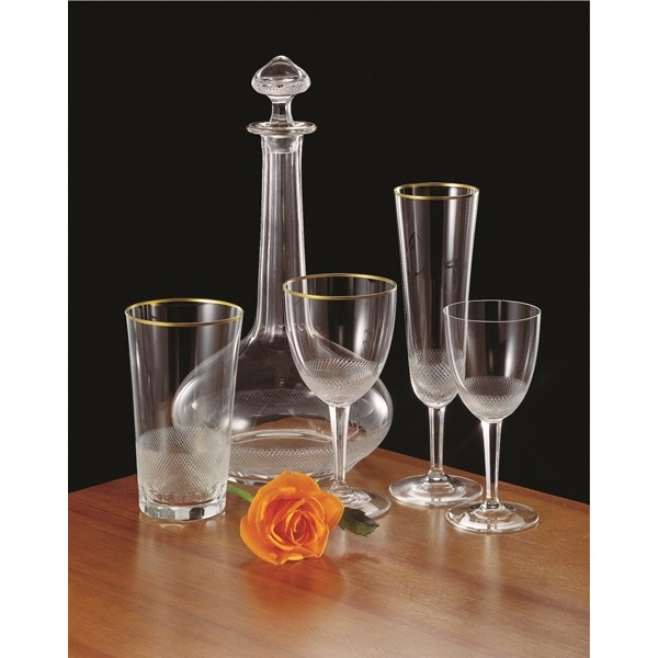 La maison du cristal champagne coupe royal collection for Maison du convertible