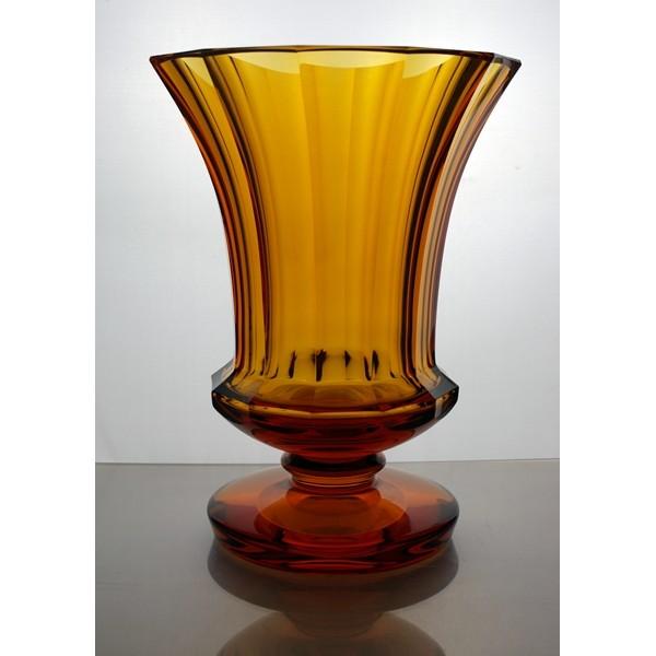 La maison du cristal vase moser gloria 30 5cm - La maison du cristal ...