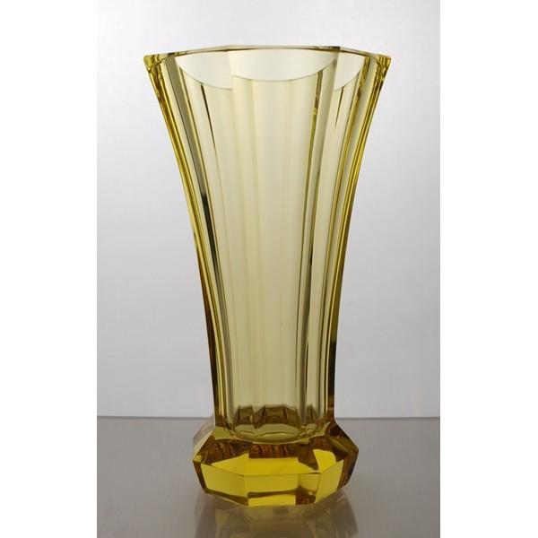 La Maison Du Cristal Vase Moser Unity Eldor 23cm