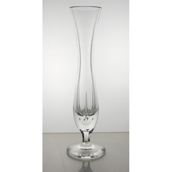 Vase En Cristal 23cm