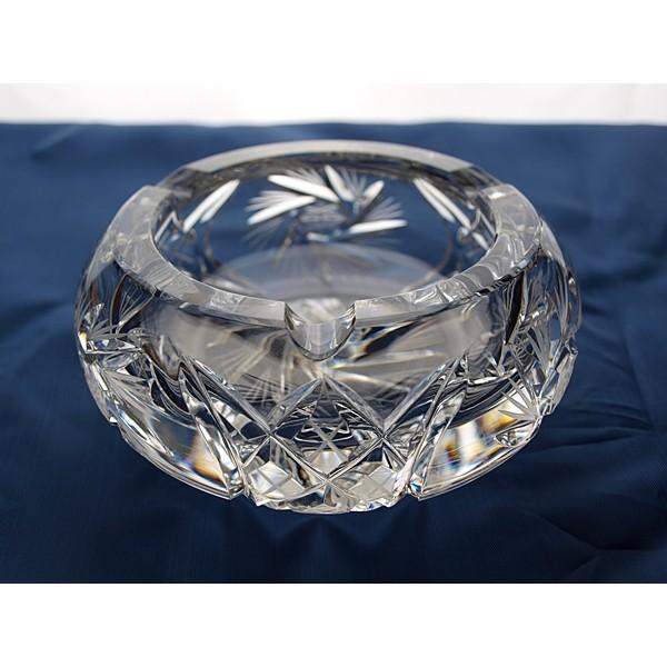 La Maison Du Cristal Cendrier En Cristal 13cm Style