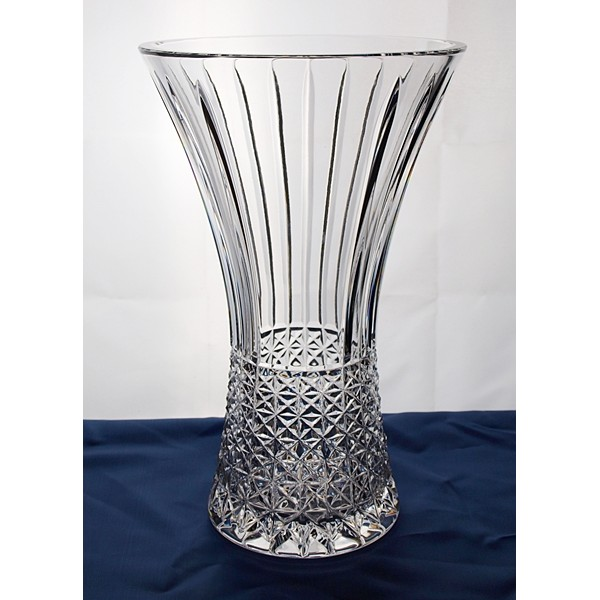 Vase En Cristal 31cm D Coration Chicago Pictures To Pin On