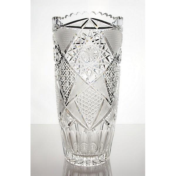 Vase En Cristal 31cm D Coration Fantasia