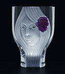 Moser Vase Carmen
